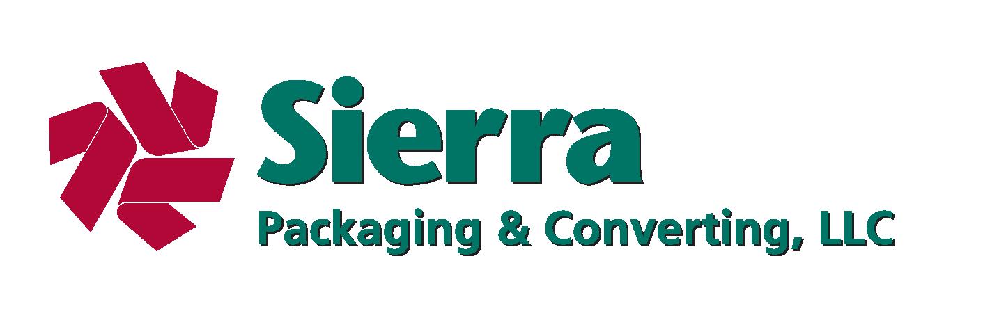 Sierra Packaging & Converting logo